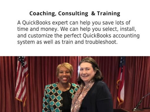 Read more about Coaching, Consulting & Training