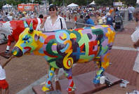 Cow Parade Atlanta